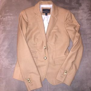 J. Crew Schoolboy School Boy Jacket Sz 00